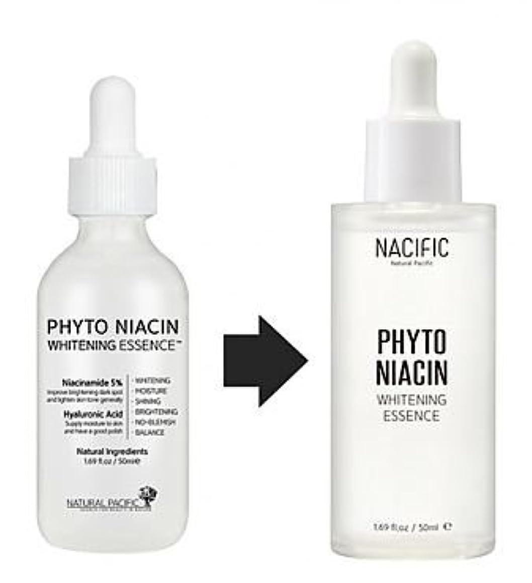 挽く指フィードオン[NACIFIC]Phyto Niacin Whitening Essence 50ml/ナチュラルパシフィック フィト ナイアシン ホワイトニング エッセンス 50ml [並行輸入品]