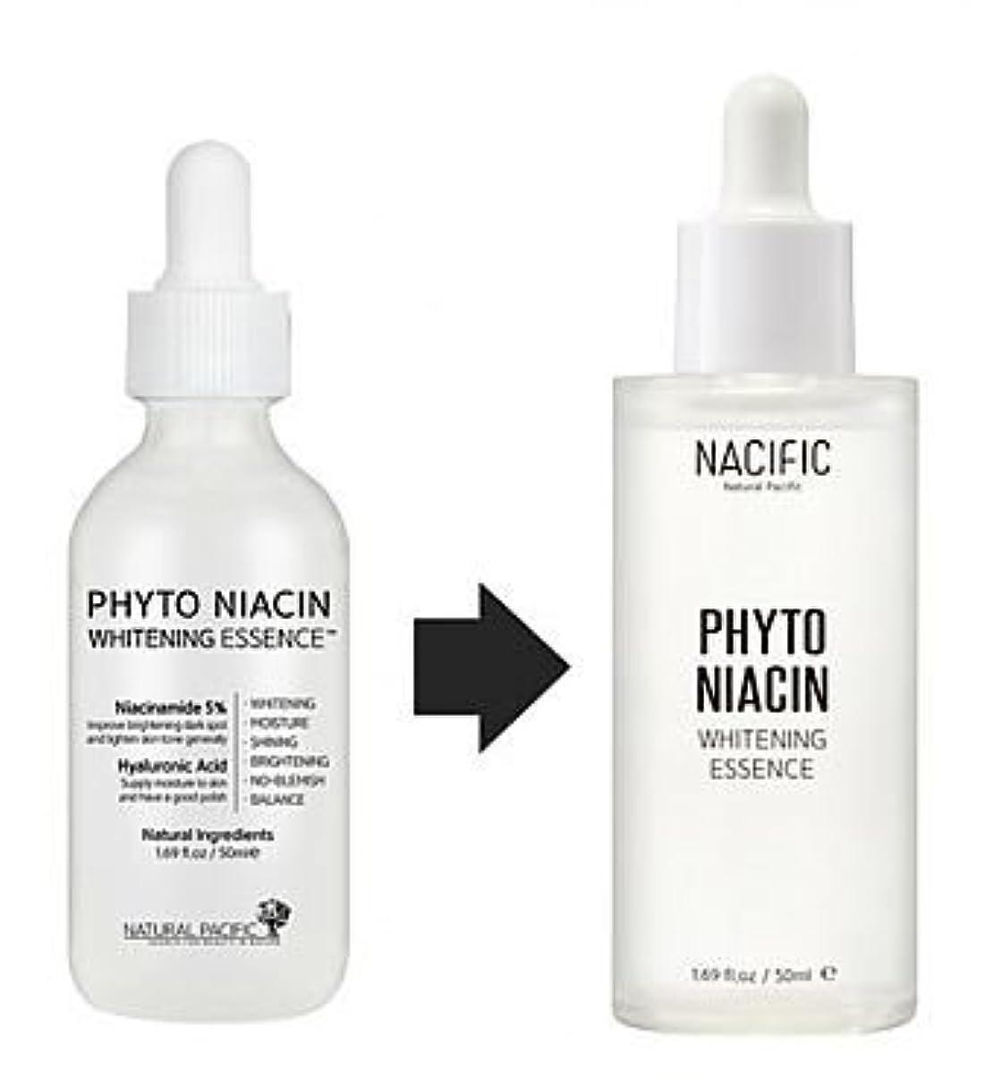 汚染されたチェス不倫[NACIFIC]Phyto Niacin Whitening Essence 50ml/ナチュラルパシフィック フィト ナイアシン ホワイトニング エッセンス 50ml [並行輸入品]
