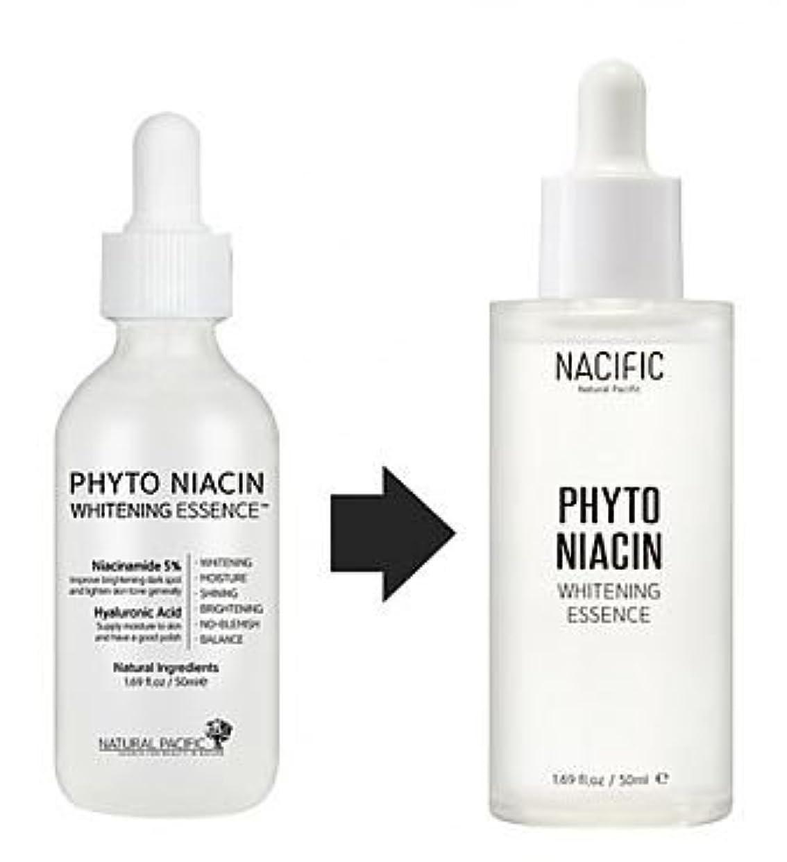 故障中実用的薄汚い[NACIFIC]Phyto Niacin Whitening Essence 50ml/ナチュラルパシフィック フィト ナイアシン ホワイトニング エッセンス 50ml [並行輸入品]