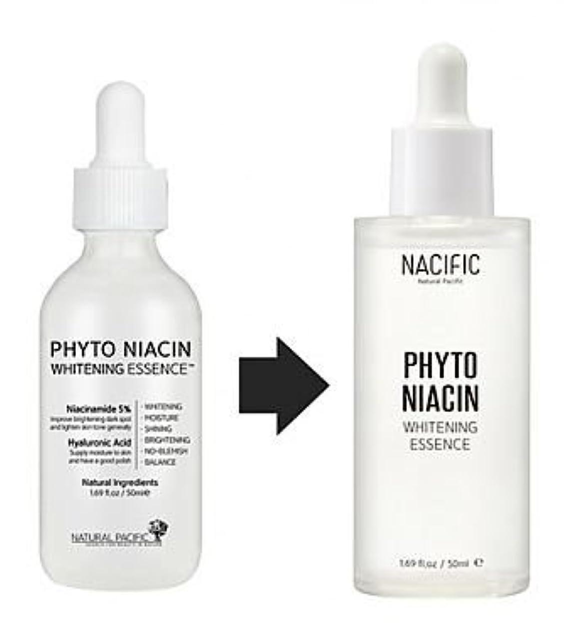 小道具経歴甘味[NACIFIC]Phyto Niacin Whitening Essence 50ml/ナチュラルパシフィック フィト ナイアシン ホワイトニング エッセンス 50ml [並行輸入品]