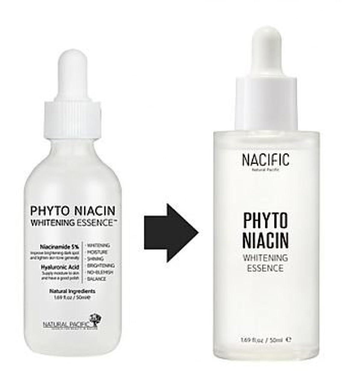影響不快なアルファベット[NACIFIC]Phyto Niacin Whitening Essence 50ml/ナチュラルパシフィック フィト ナイアシン ホワイトニング エッセンス 50ml [並行輸入品]