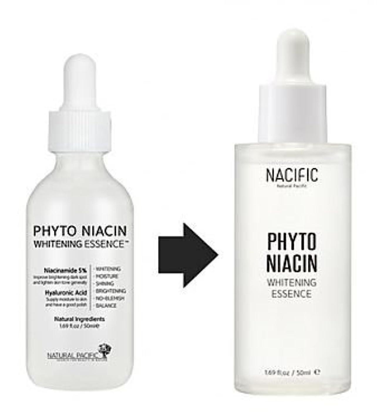 教育する恥所属[NACIFIC]Phyto Niacin Whitening Essence 50ml/ナチュラルパシフィック フィト ナイアシン ホワイトニング エッセンス 50ml [並行輸入品]