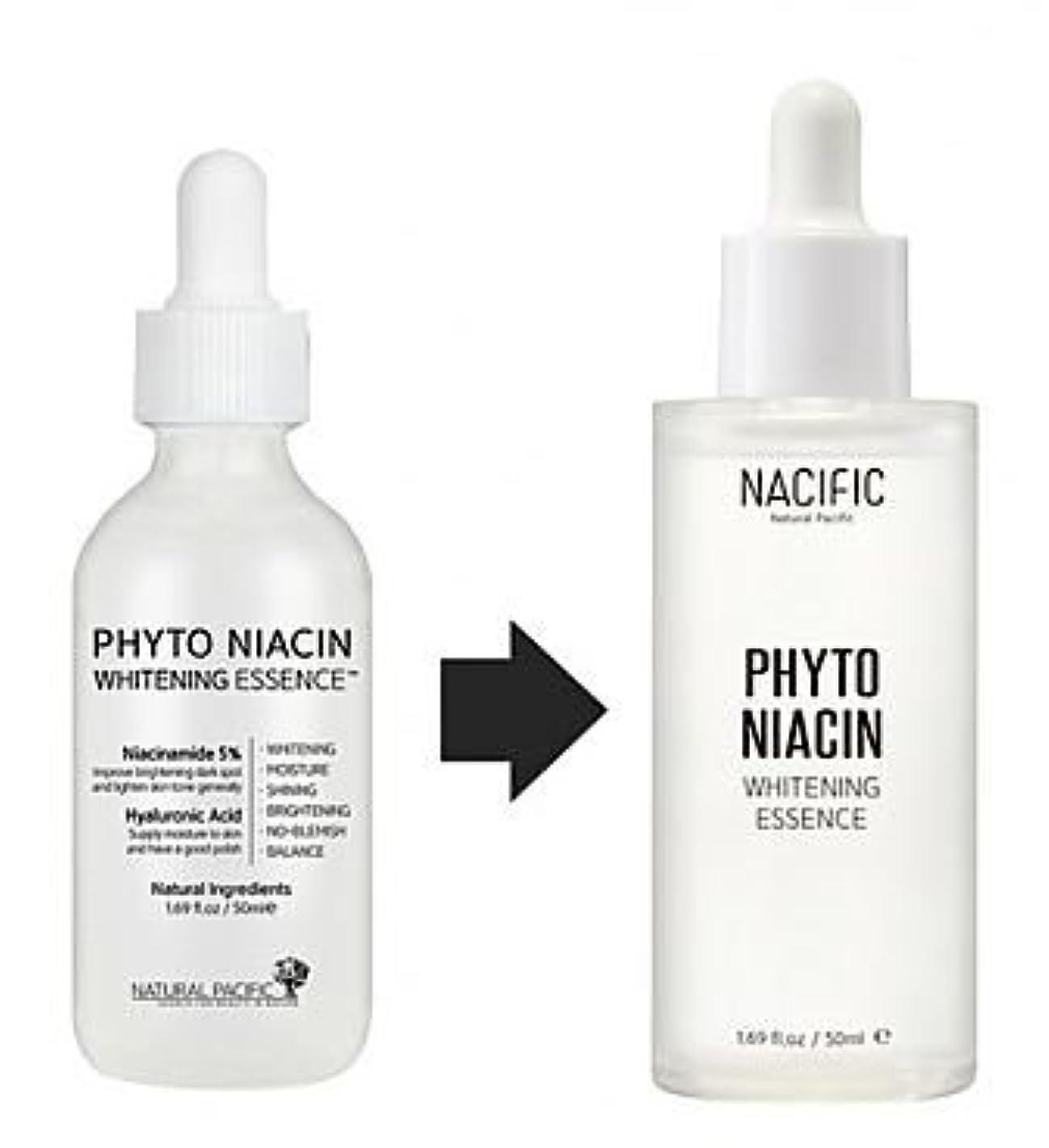 兵隊報いる前書き[NACIFIC]Phyto Niacin Whitening Essence 50ml/ナチュラルパシフィック フィト ナイアシン ホワイトニング エッセンス 50ml [並行輸入品]