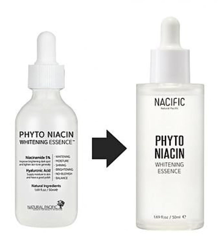政令子供っぽいお別れ[NACIFIC]Phyto Niacin Whitening Essence 50ml/ナチュラルパシフィック フィト ナイアシン ホワイトニング エッセンス 50ml [並行輸入品]