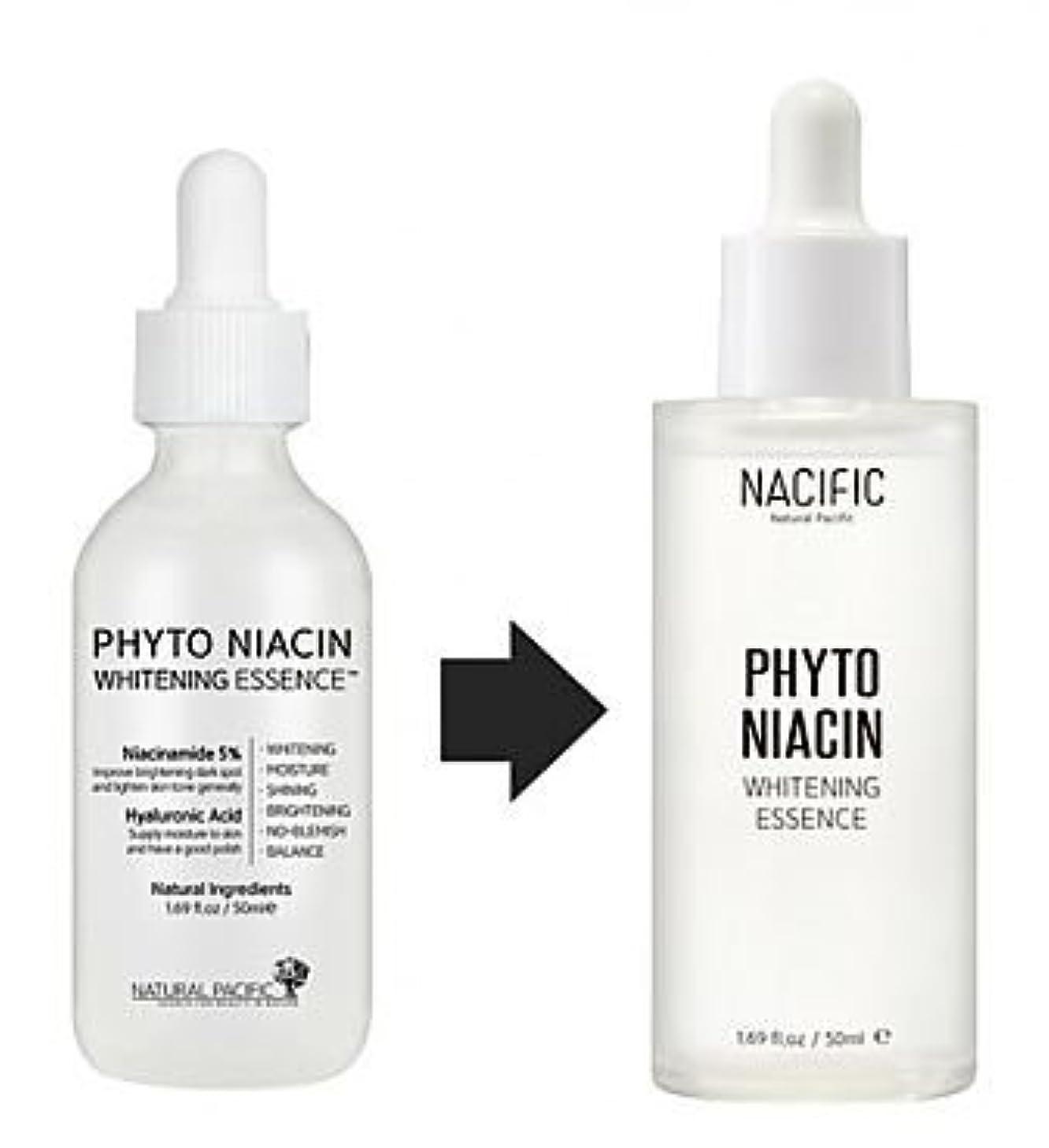 アブセイ防衛請負業者[NACIFIC]Phyto Niacin Whitening Essence 50ml/ナチュラルパシフィック フィト ナイアシン ホワイトニング エッセンス 50ml [並行輸入品]