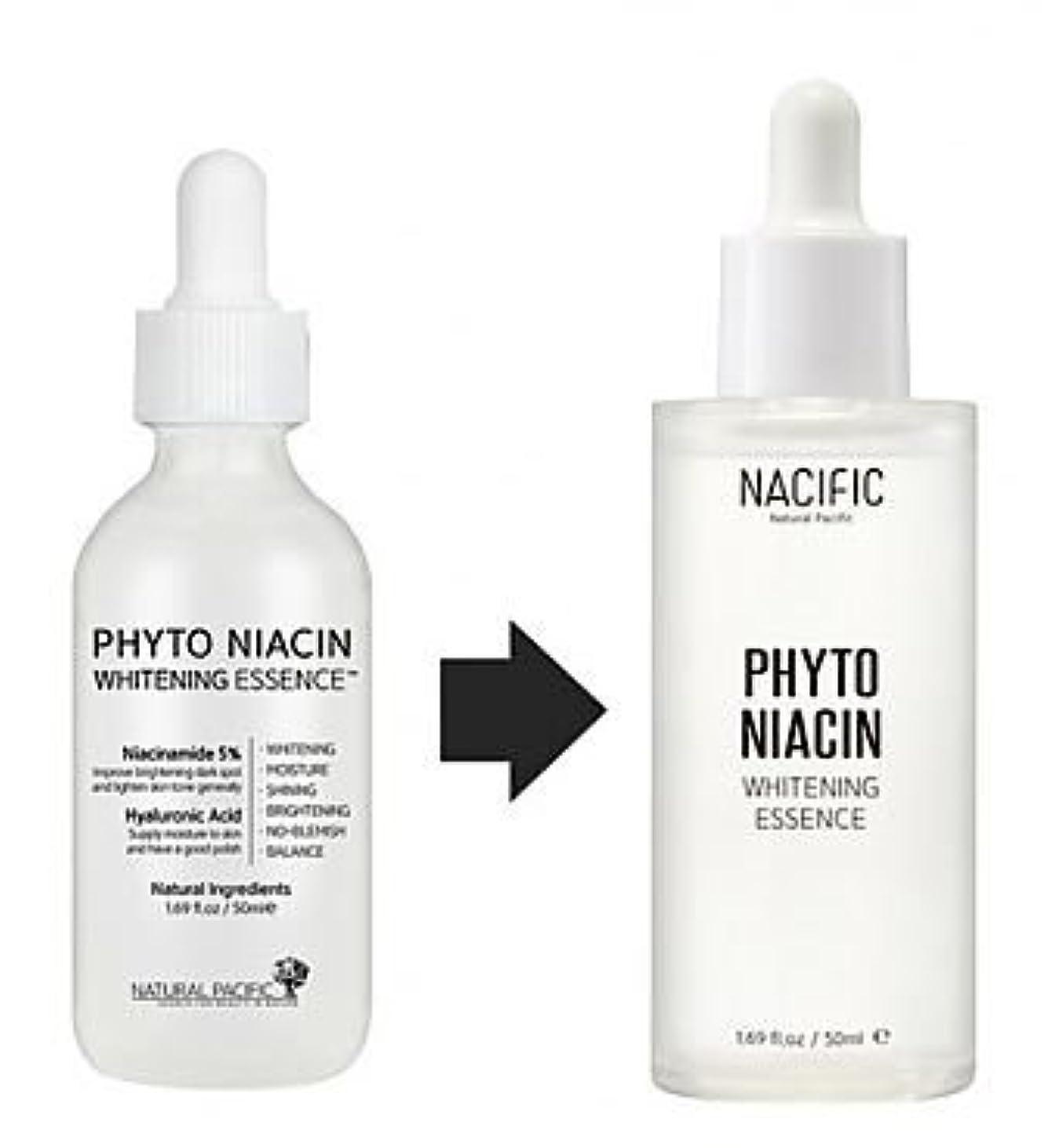 近似自宅でデータベース[NACIFIC]Phyto Niacin Whitening Essence 50ml/ナチュラルパシフィック フィト ナイアシン ホワイトニング エッセンス 50ml [並行輸入品]