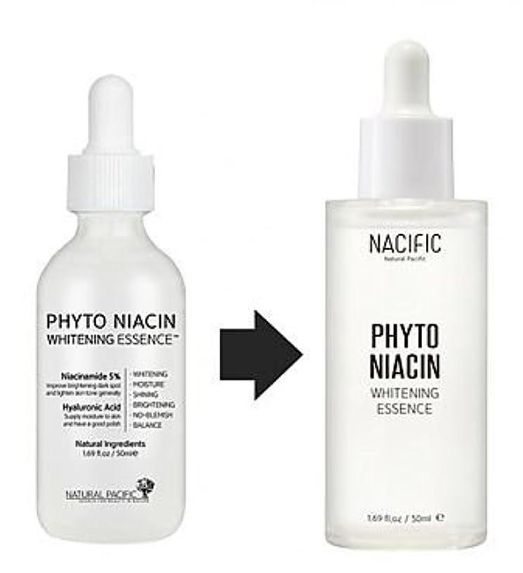 環境十一自動車[NACIFIC]Phyto Niacin Whitening Essence 50ml/ナチュラルパシフィック フィト ナイアシン ホワイトニング エッセンス 50ml [並行輸入品]