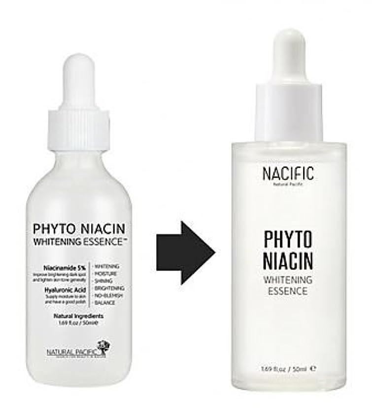 はず不愉快原油[NACIFIC]Phyto Niacin Whitening Essence 50ml/ナチュラルパシフィック フィト ナイアシン ホワイトニング エッセンス 50ml [並行輸入品]
