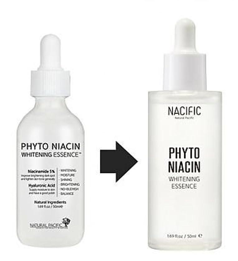 邪魔するみなさん消化[NACIFIC]Phyto Niacin Whitening Essence 50ml/ナチュラルパシフィック フィト ナイアシン ホワイトニング エッセンス 50ml [並行輸入品]