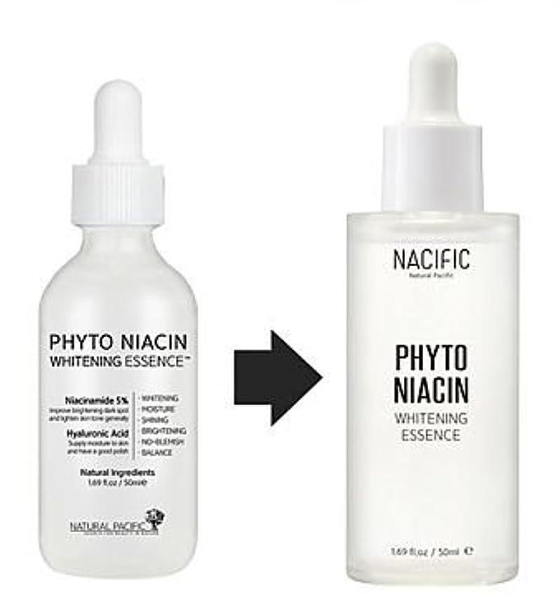 支援致命的偽造[NACIFIC]Phyto Niacin Whitening Essence 50ml/ナチュラルパシフィック フィト ナイアシン ホワイトニング エッセンス 50ml [並行輸入品]