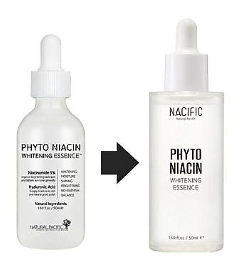 ビットスムーズに二十[NACIFIC]Phyto Niacin Whitening Essence 50ml/ナチュラルパシフィック フィト ナイアシン ホワイトニング エッセンス 50ml [並行輸入品]