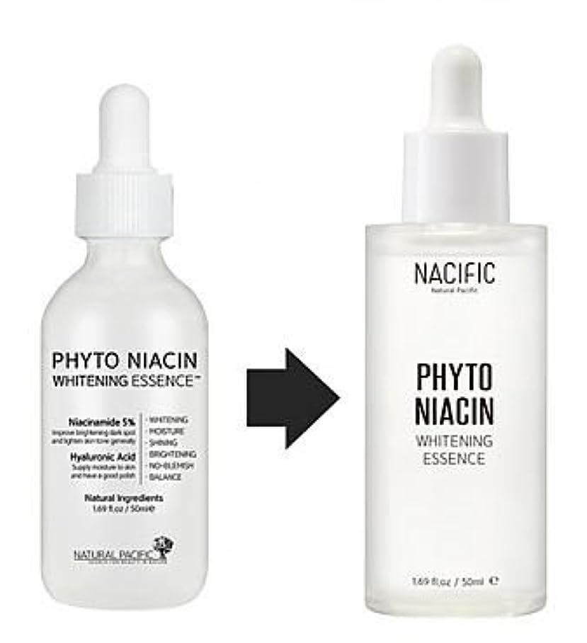 シーボード極めて重要なサラミ[NACIFIC]Phyto Niacin Whitening Essence 50ml/ナチュラルパシフィック フィト ナイアシン ホワイトニング エッセンス 50ml [並行輸入品]