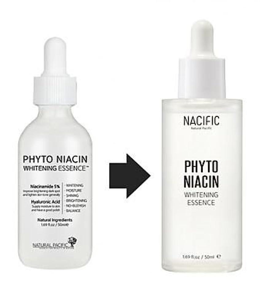 進化するラップパスポート[NACIFIC]Phyto Niacin Whitening Essence 50ml/ナチュラルパシフィック フィト ナイアシン ホワイトニング エッセンス 50ml [並行輸入品]