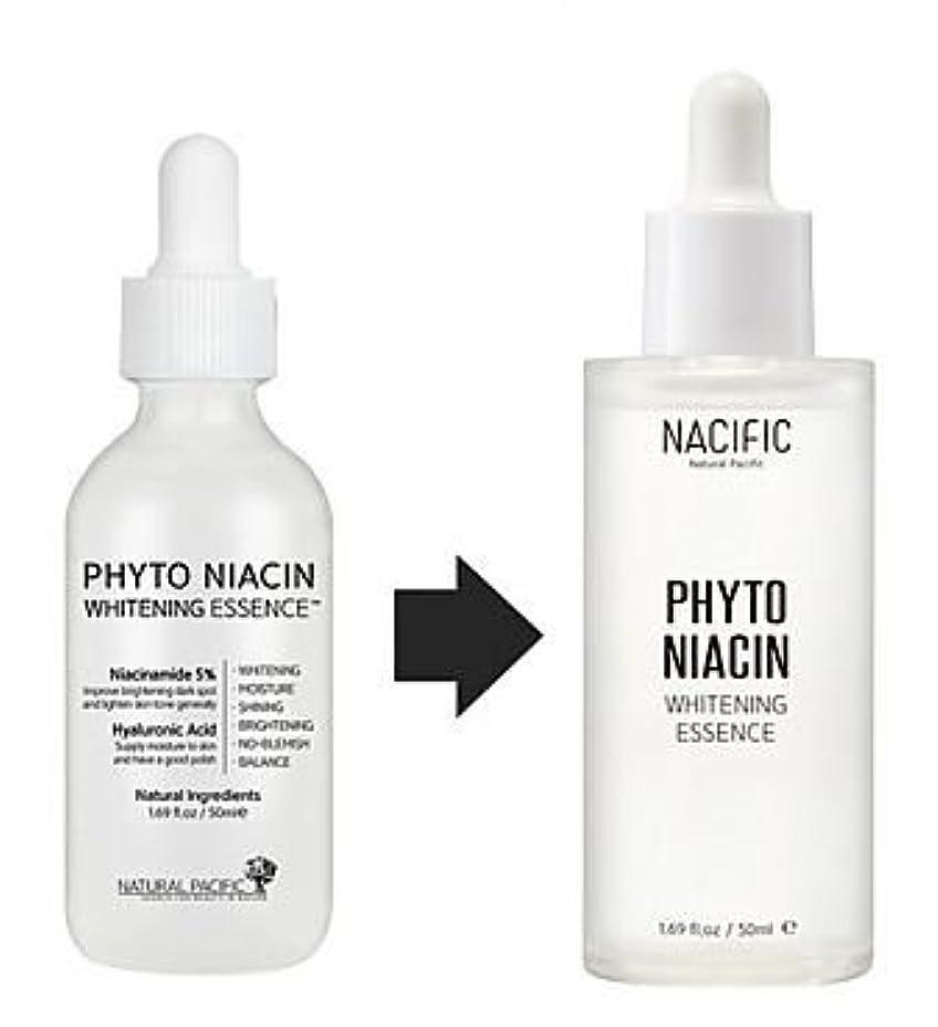 お嬢ハード座る[NACIFIC]Phyto Niacin Whitening Essence 50ml/ナチュラルパシフィック フィト ナイアシン ホワイトニング エッセンス 50ml [並行輸入品]