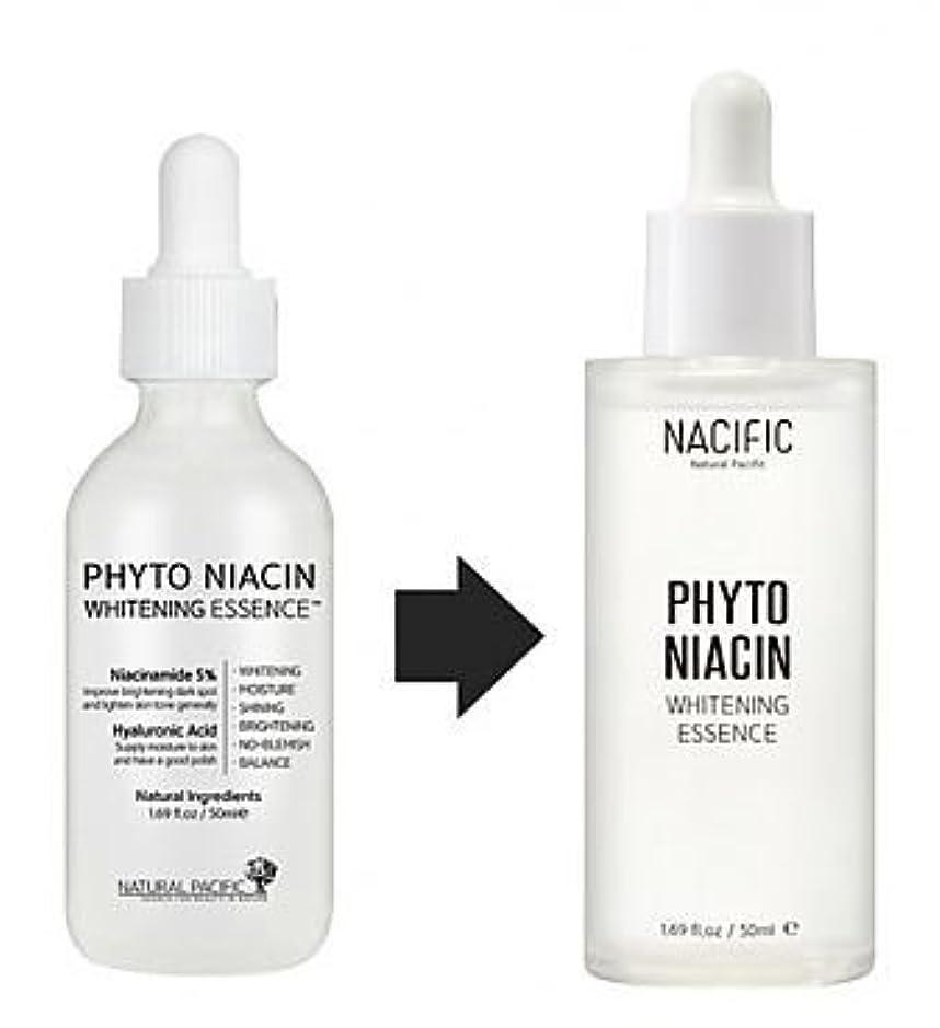 統治するトレード耐久[NACIFIC]Phyto Niacin Whitening Essence 50ml/ナチュラルパシフィック フィト ナイアシン ホワイトニング エッセンス 50ml [並行輸入品]
