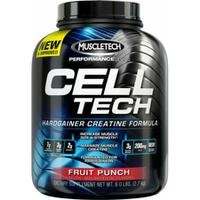 Muscle Tech マッスルテック セルテック 2.7kg [海外直送品] [ヘルスケア&ケア用品] (グレープ)