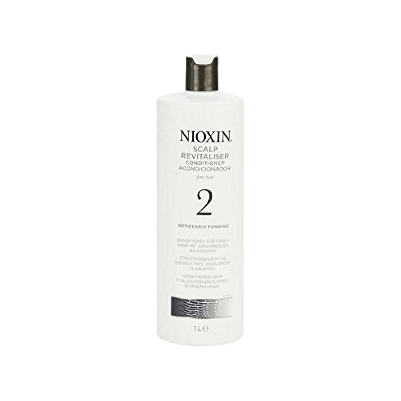 作者熟達した音楽を聴く著しく間伐自然な髪千ミリリットルのためのニオキシンシステム2頭皮コンディショナー x2 - Nioxin System 2 Scalp Revitaliser Conditioner For Noticeably Thinning...