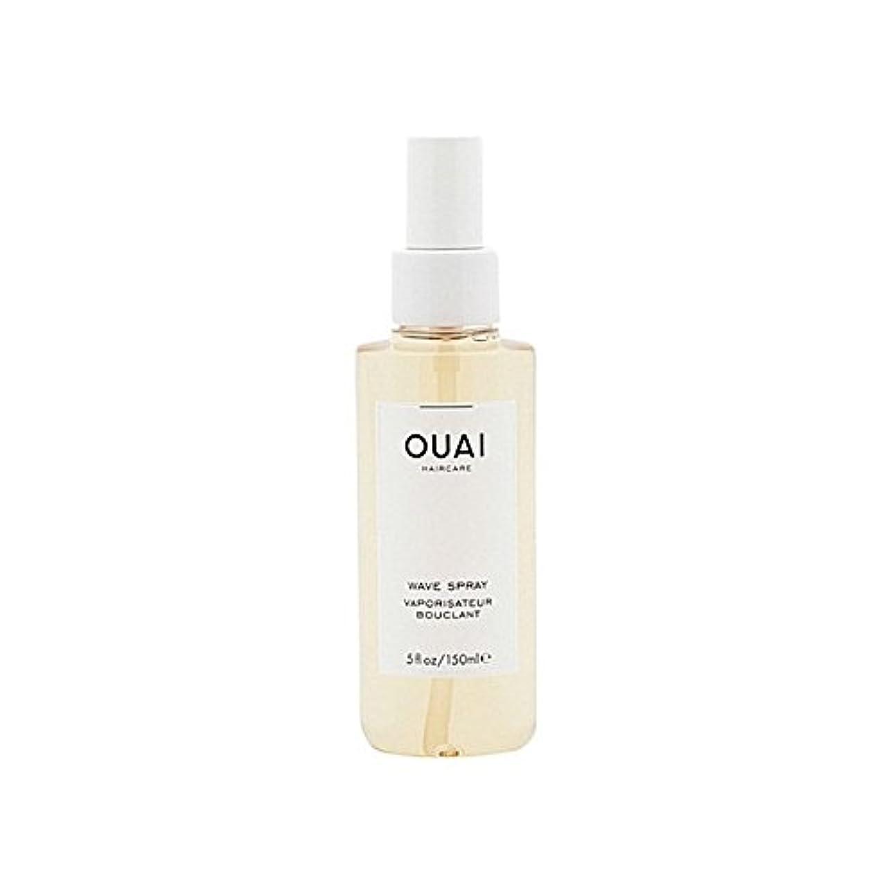 Ouai Wave Spray 148ml - 波スプレー148ミリリットル [並行輸入品]