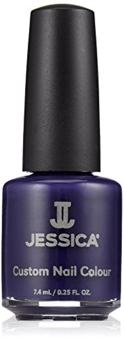 入植者スロットマナーJessica Nail Lacquer - Blue Harlem - 15ml / 0.5oz