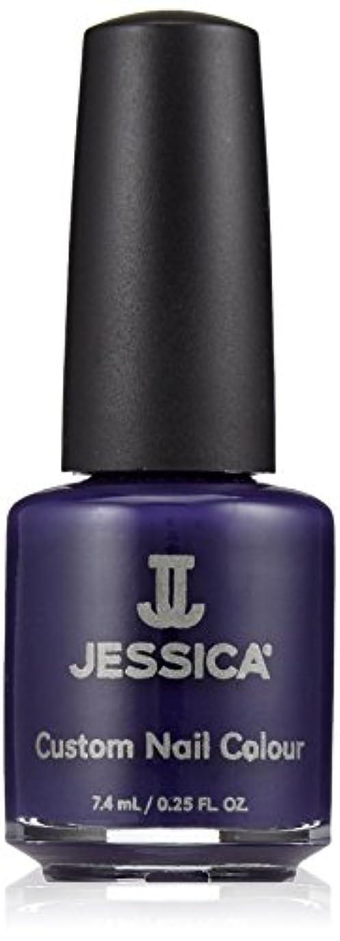 合体モッキンバード利点Jessica Nail Lacquer - Blue Harlem - 15ml / 0.5oz