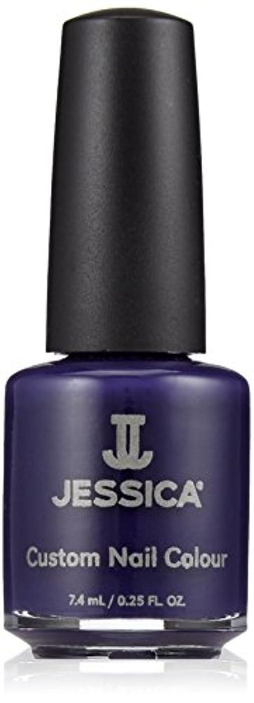 先入観つばカウンターパートJessica Nail Lacquer - Blue Harlem - 15ml / 0.5oz