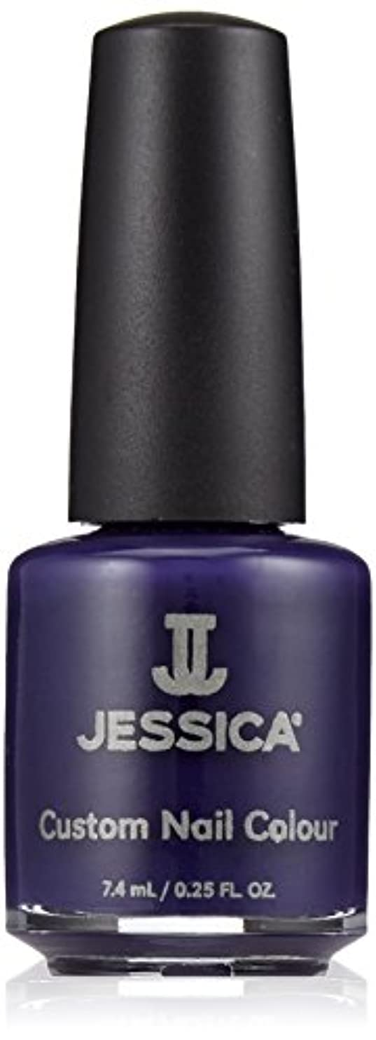 Jessica Nail Lacquer - Blue Harlem - 15ml / 0.5oz