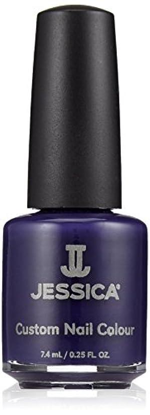 損傷赤外線アウトドアJessica Nail Lacquer - Blue Harlem - 15ml / 0.5oz