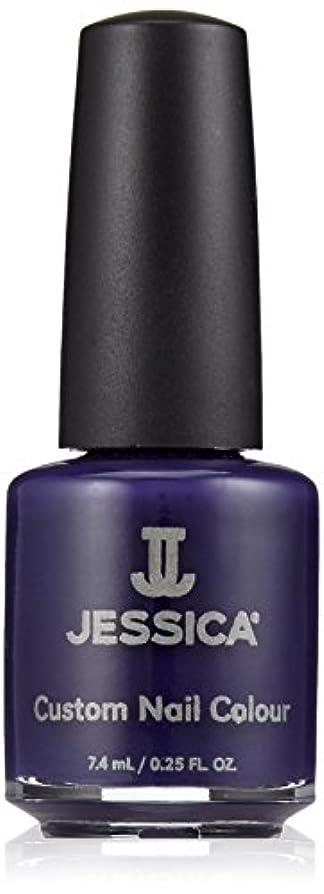 つまずく体細胞乱雑なJessica Nail Lacquer - Blue Harlem - 15ml / 0.5oz