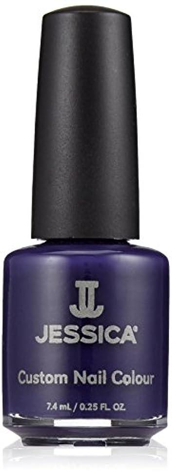 邪魔公園ピクニックJessica Nail Lacquer - Blue Harlem - 15ml / 0.5oz