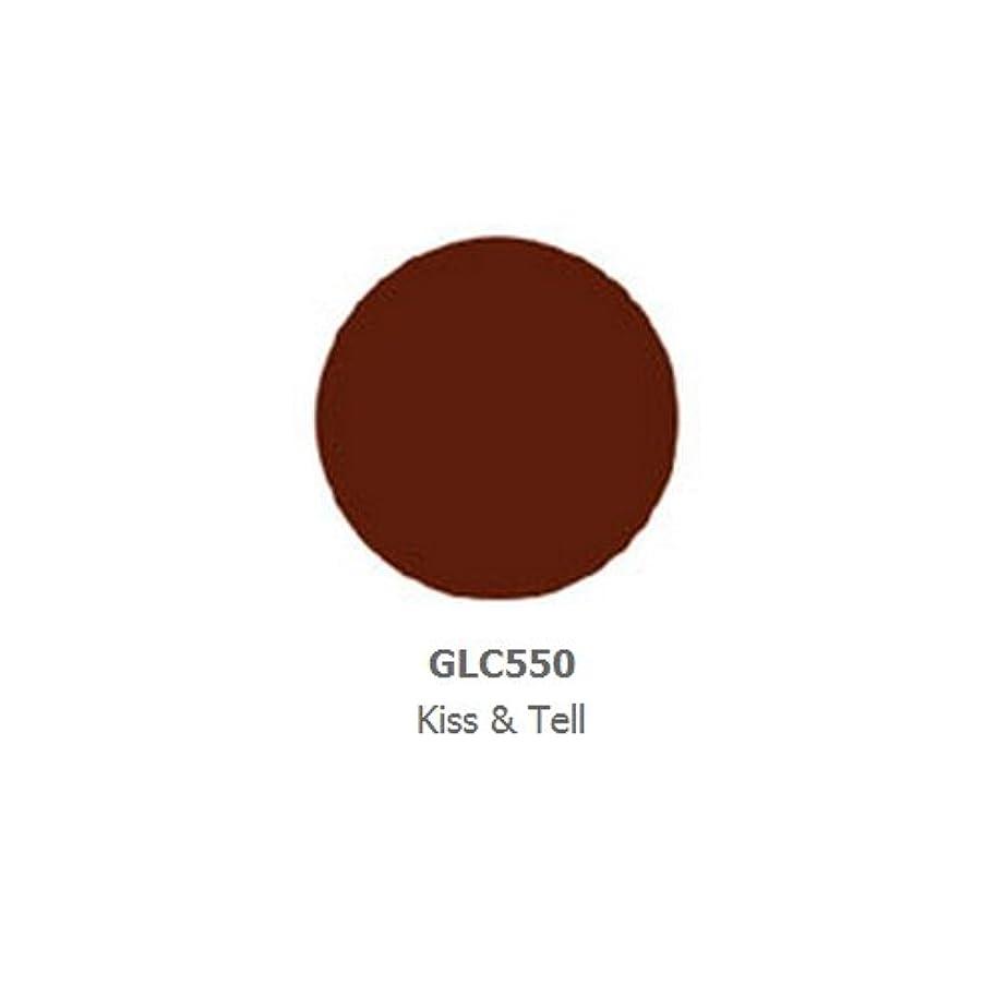 大型トラック因子密輸LA GIRL Luxury Creme Lip Color - Kiss & Tell (並行輸入品)