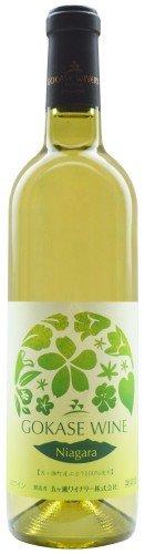 五ヶ瀬ワインナイアガラ 国産白ワイン