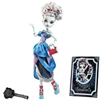 Monster High Scary Tales - Frankie Stein Doll Threadarella by Mattel [並行輸入品]