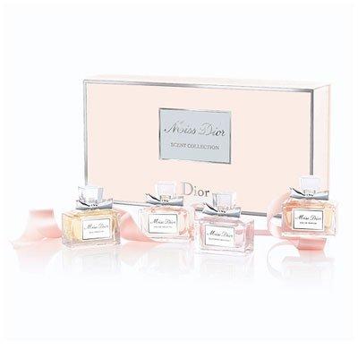 Christian Dior クリスチャン ディオール ミス ディオール セント コレクション 5ml x 4 [並行輸入品]