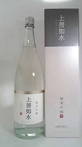 上善如水 純米吟醸 箱1800ml