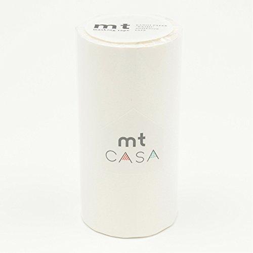 RoomClip商品情報 - カモ井加工紙 マスキングテープ mt CASA 100mm幅×10m巻き マットホワイト MTCA1086