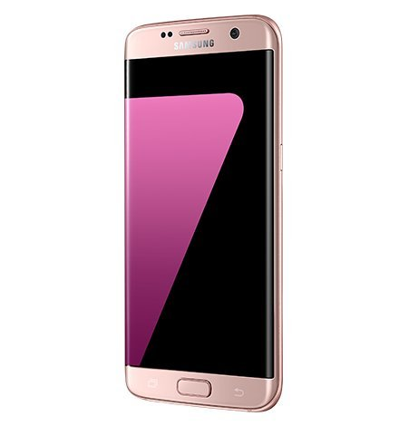 SIMフリー Samsung Galaxy S7 edge Dual 32GB G9350 香港版 4G LTE (Pink Gold/ピンク) [並行輸入品]