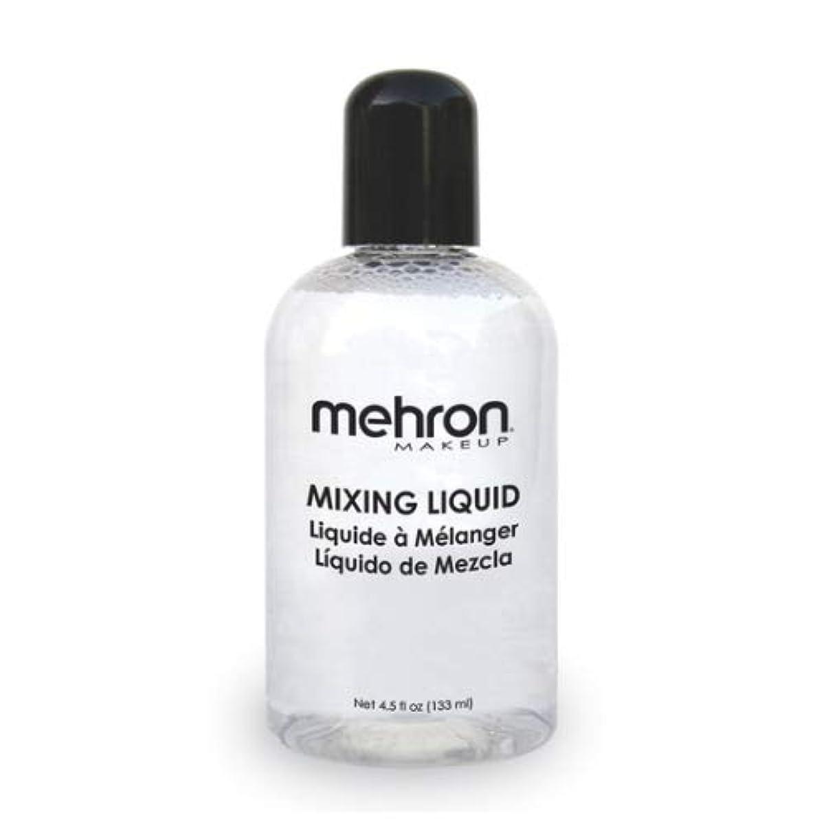 離れて壮大失業MEHRON Mixing Liquid - 4.5 oz (3 Pack) (並行輸入品)