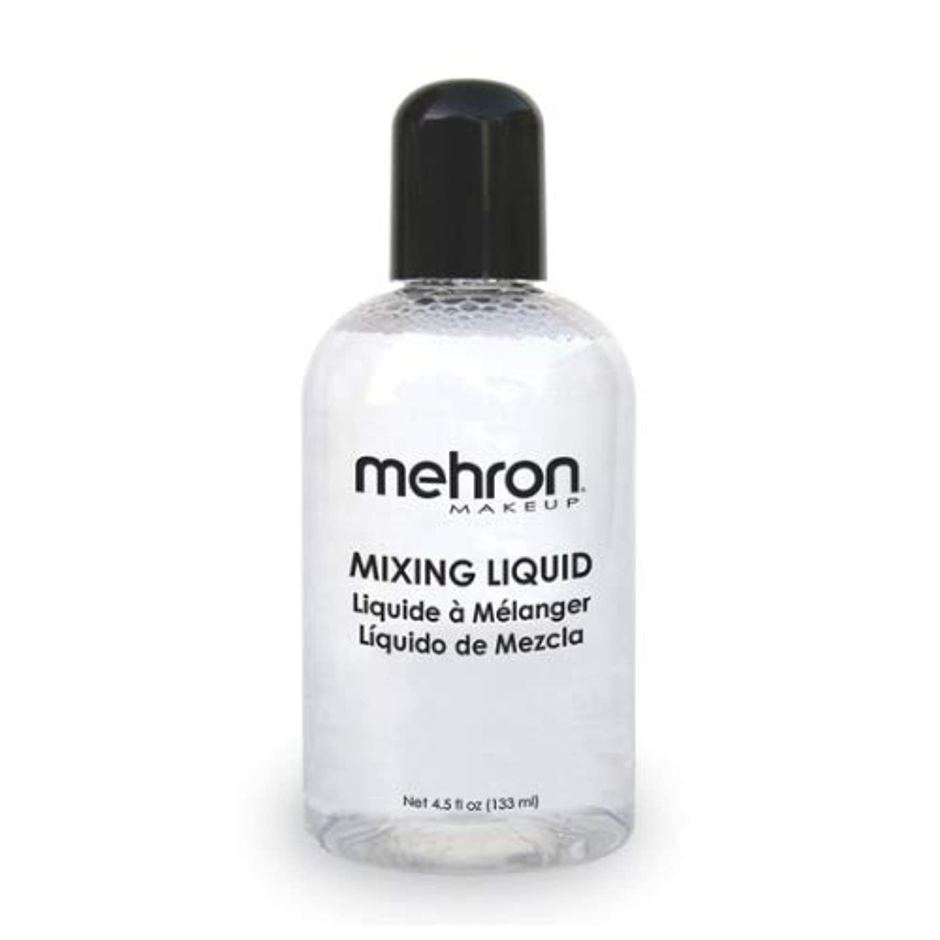 衣類オーストラリア人無意味MEHRON Mixing Liquid - 4.5 oz (3 Pack) (並行輸入品)