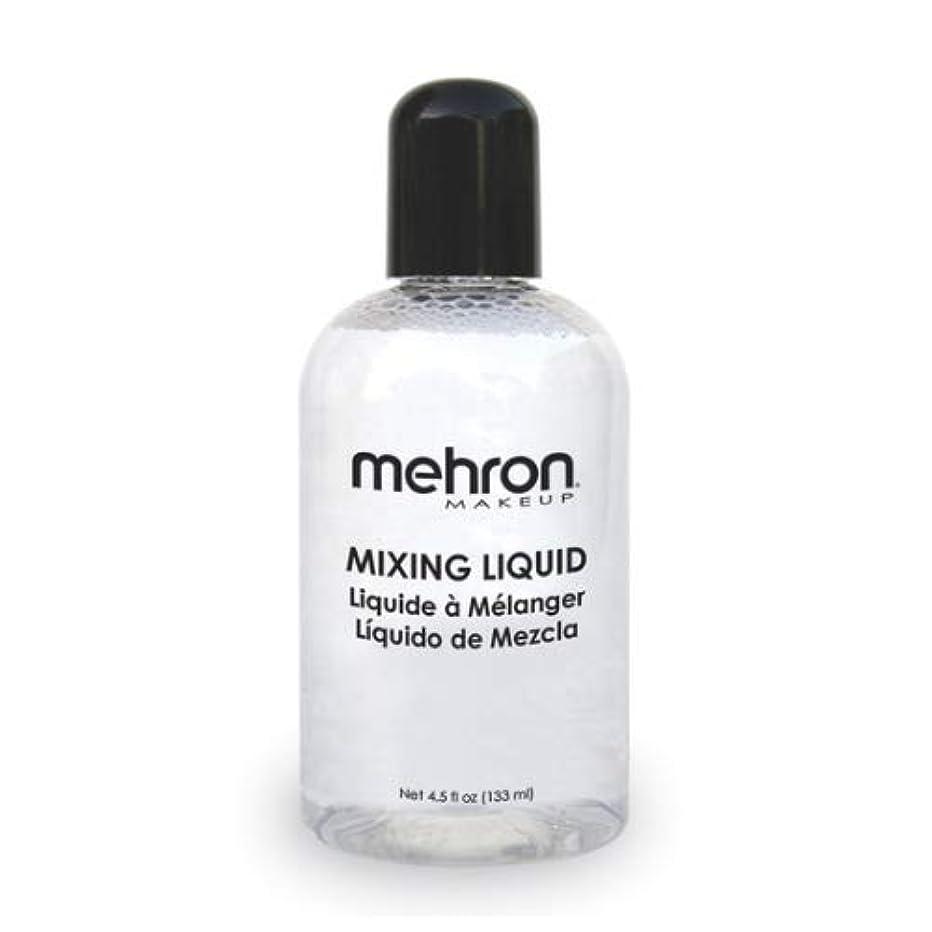 鉱石パンサー廊下MEHRON Mixing Liquid - 4.5 oz (3 Pack) (並行輸入品)