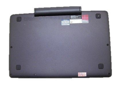 『ノートキーボードに適用される ASUS Transformer Book T100 T100CHI T100HA T100TA T100TAF T100TAL T100TAM T100TAR 黒い US English英語のLaptop keyboard』の1枚目の画像