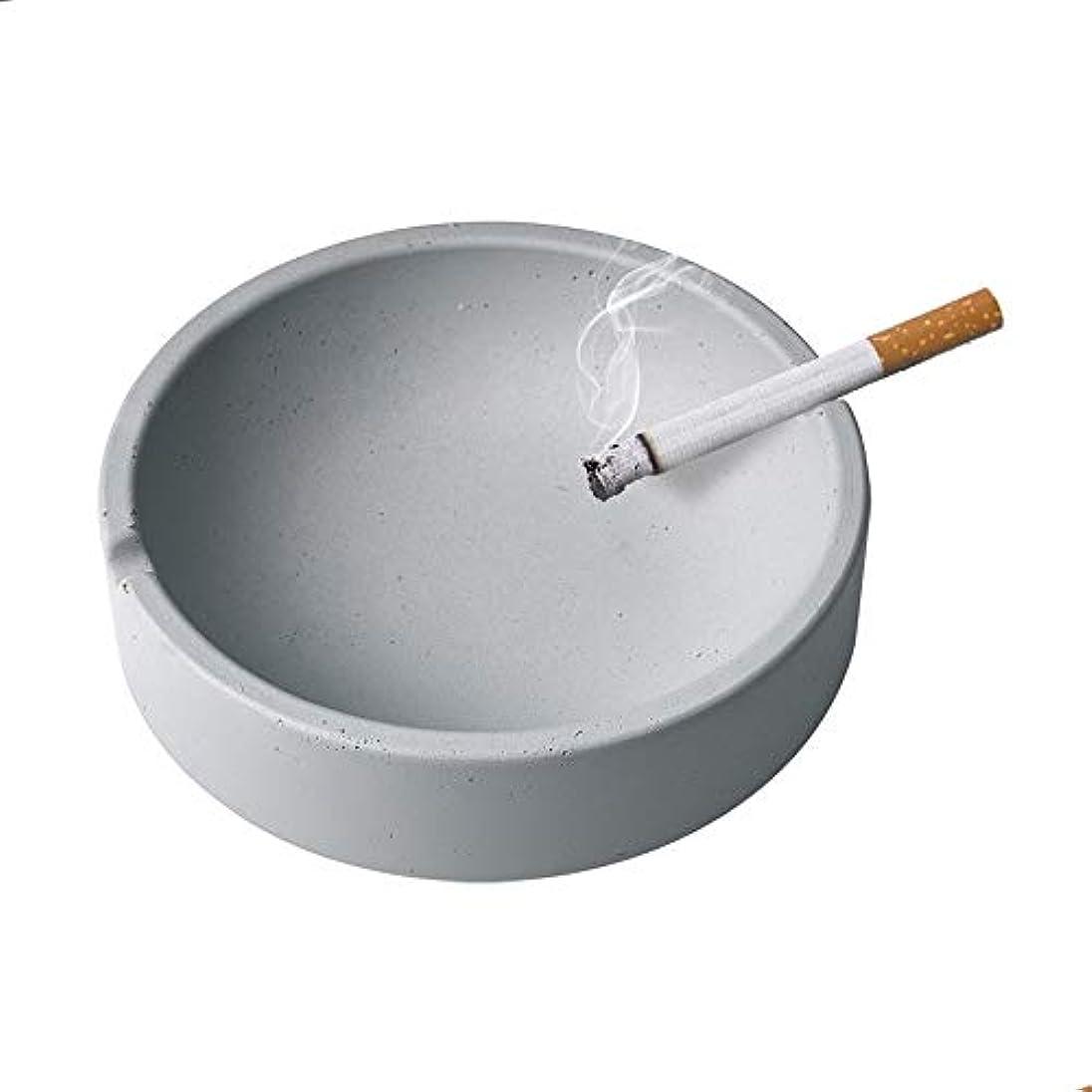 主に慰め副屋内または屋外での使用のためのタバコの灰皿、喫煙者のための灰ホルダー、ホームオフィスの装飾のためのデスクトップの喫煙灰皿