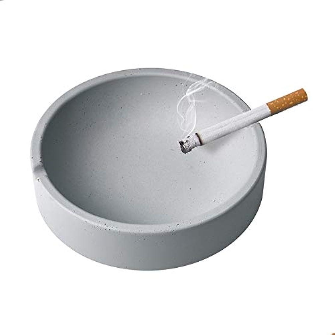 メニュー任命するクランプ屋内または屋外での使用のためのタバコの灰皿、喫煙者のための灰ホルダー、ホームオフィスの装飾のためのデスクトップの喫煙灰皿