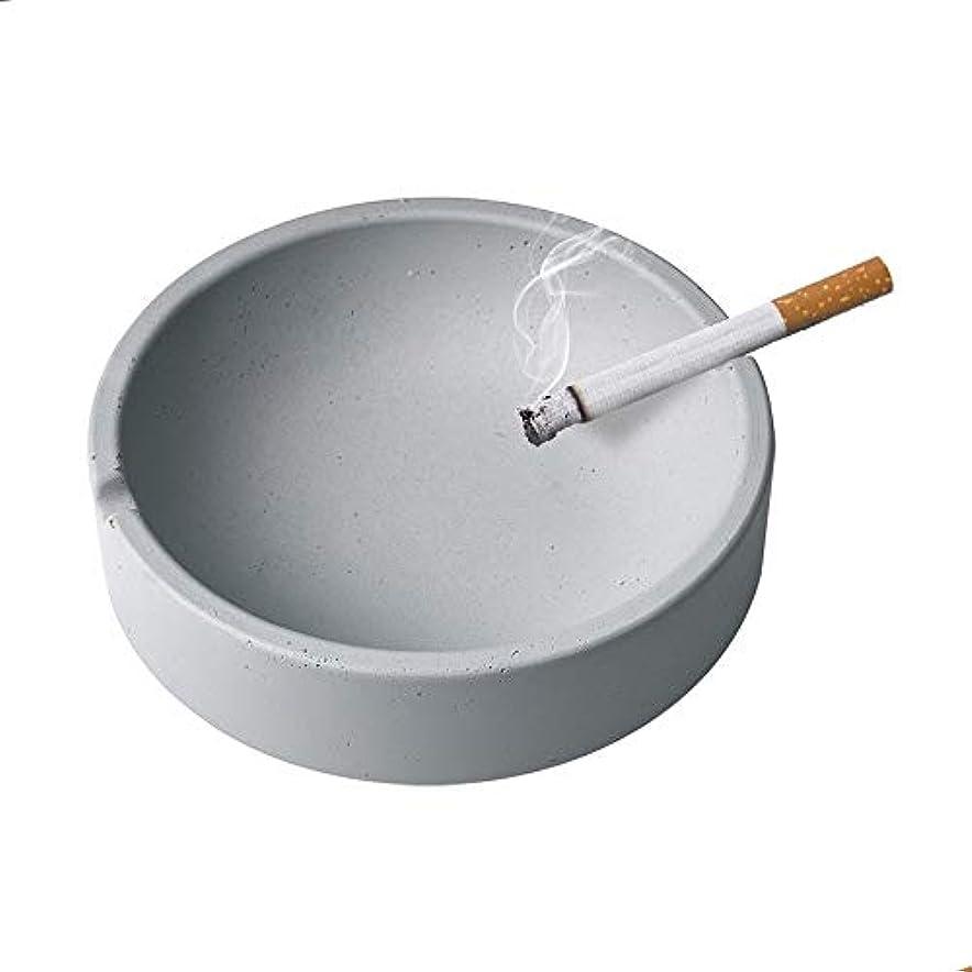 けがをする時系列昇る屋内または屋外での使用のためのタバコの灰皿、喫煙者のための灰ホルダー、ホームオフィスの装飾のためのデスクトップの喫煙灰皿