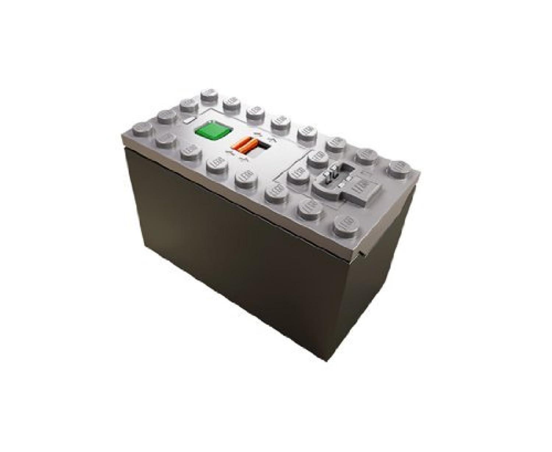 レゴ パワーファンクション 単4電池ボックス LEGO 88000 Power Functions AAA Battery Box 【並行輸入品】