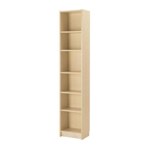RoomClip商品情報 - イケア BILLY 書棚 バーチ材突き板 W40xD28xH202 IKEA