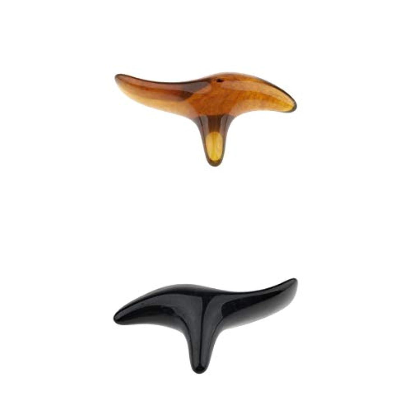 啓発する化石元のFenteer 足フットマッサージ スティック マッサージ棒 ツボ押しグッズ 健康器具 持ち運びに便利 2個入