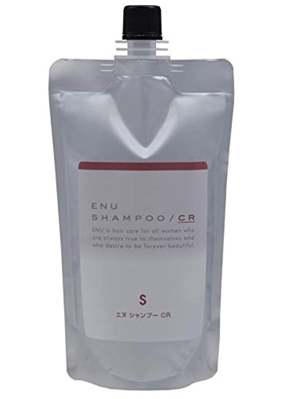 起業家にはまって登場中野製薬  ENU エヌ シャンプー CR レフィル 400ml