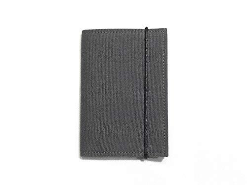 Litt - ミニマルな小さい財布 (灰右)