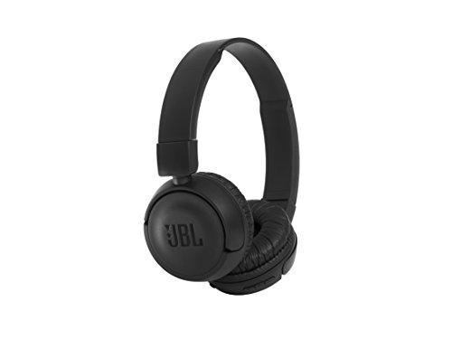 JBL T450BT ワイヤレスヘッドホン Bluetooth 密閉型/オンイヤーヘッドホン/Bluetooth ブラック JBLT450BTBLK 【国内正規品】