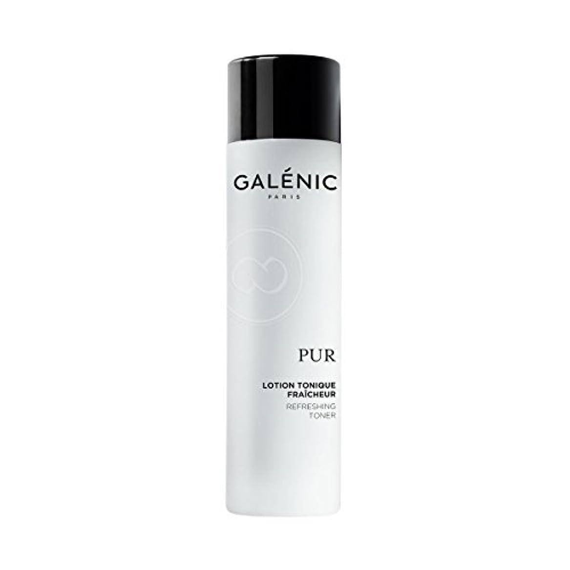 中世の証明書男らしさGalenic Pur Refreshing Tonic 200ml [並行輸入品]